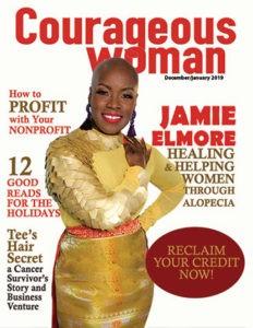 JAMIE ELMORE: Healing Through Alopecia