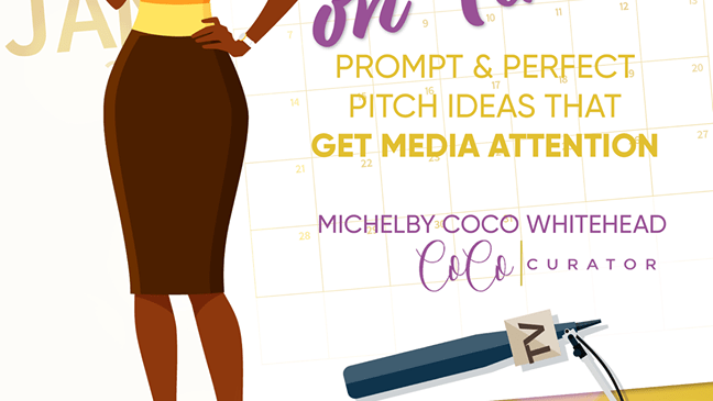 Books You Should Read in 2019: Write on Time! Prompt & Perfect Pitch Ideas that Get Media Attention By Michelby Whitehead