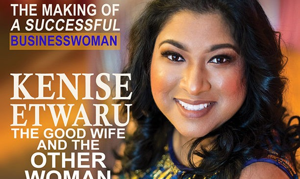 Kenise Etwaru: Author of The Good Wife and the Other Woman