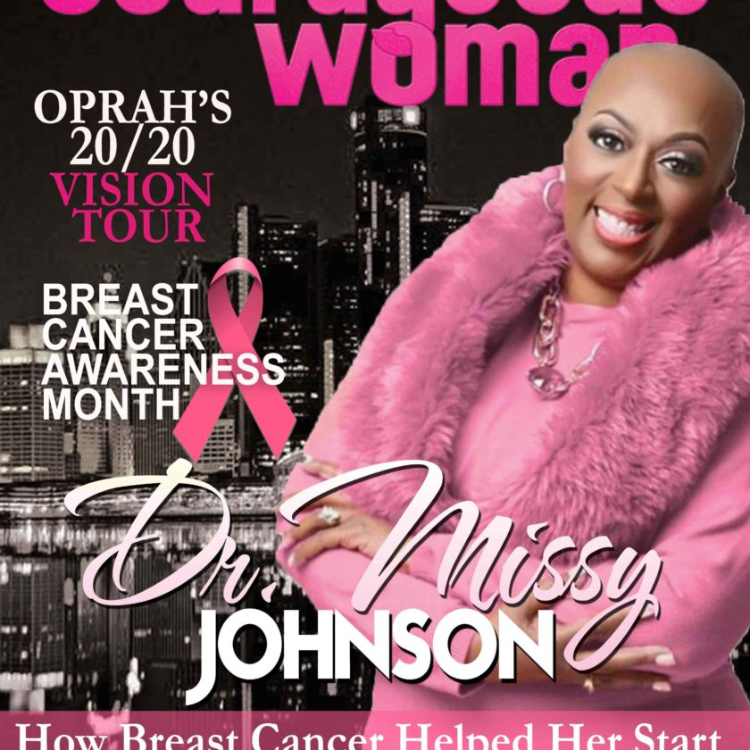 Dr. Missy Johnson-Courageous Woman Magazine