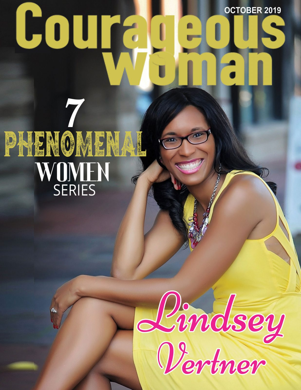 Lindsey Vertner-Courageous Woman-Telishia Berry