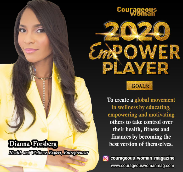 Dianna Forsberg : Empower Players Speaker