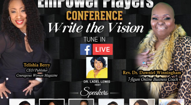 Empower Players Online Conference Saturday April 11, 2020