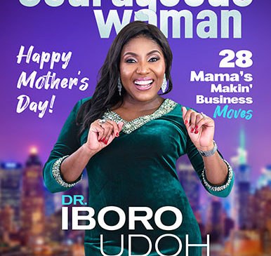 Courageous Woman Magazine Iboro Udoh