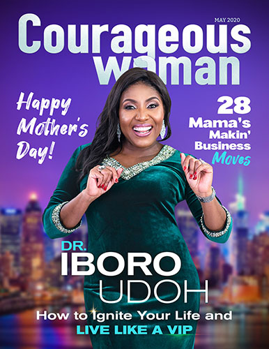 Courageous Woman Magazine Iboro Udoh