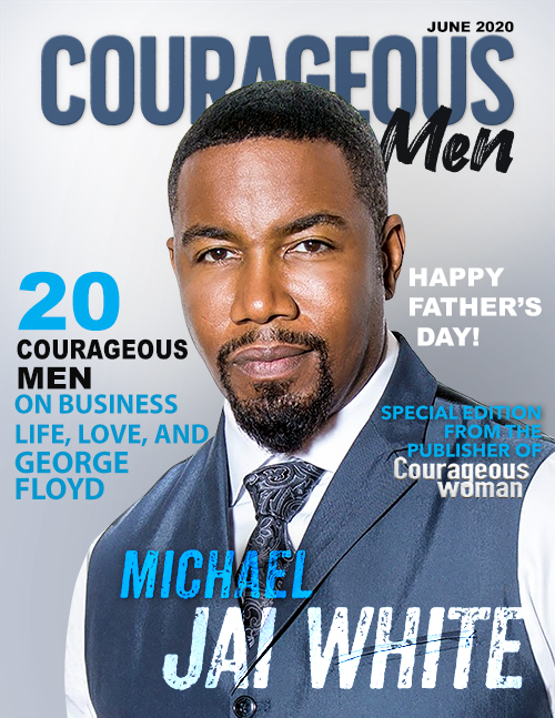 MICHEAL JAI WHITE Cover