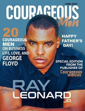 RAY LEONARD Jr Cover