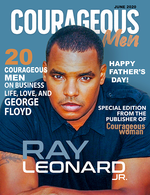 RAY LEONARD Jr Cover