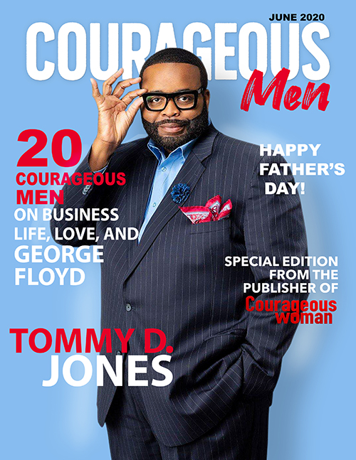TOMMY D. JONES COVER