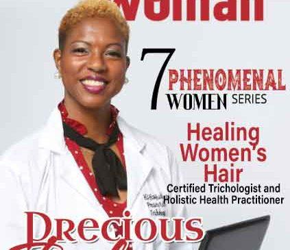 Precious Rutlin: Phenomenal Women Series