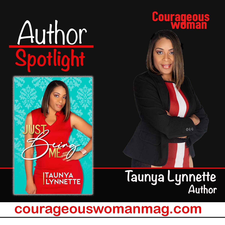 Courageous Woman Magazine-Author's week-Taunya Lynette