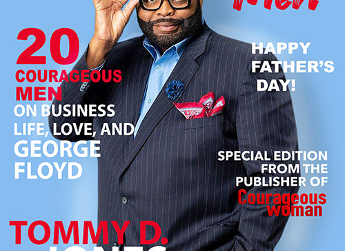 TOMMY D. JONES COVER